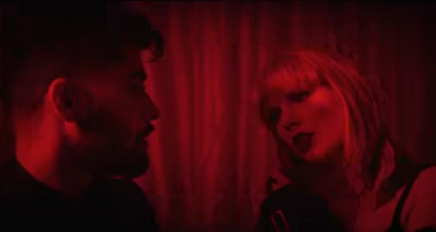 Taylor Swift and Zayn Malik Star in Sultry 'Fifty Shades Darker' Music Video