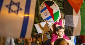 Paris world summit hoping to start Israel-Palestinian peace talks
