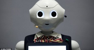 'Emotionally aware' robots could help solve social care crisis