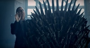 John Oliver crashes 'Game Of Thrones' in hilarious season 4 promo