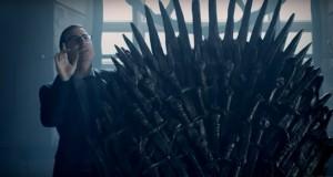 John Oliver crashes 'Game Of Thrones' in hilarious season 4 promo