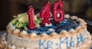 Man who claims to be world's oldest human celebrates his 146th birthday