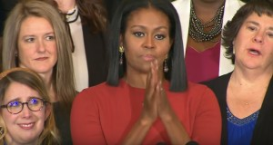 """Michelle Obama: """"Being your first lady has been the greatest honor of my life"""""""