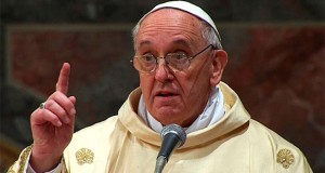 Pope warns rising populism could produce new Hitler
