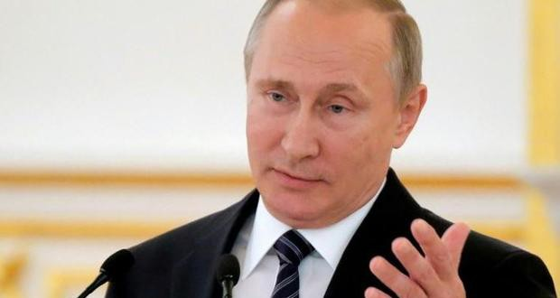 US intel report: Putin sought to help Trump win election