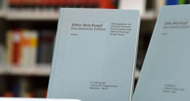 Germany sees 'overwhelming' sales of Hitler's Mein Kampf
