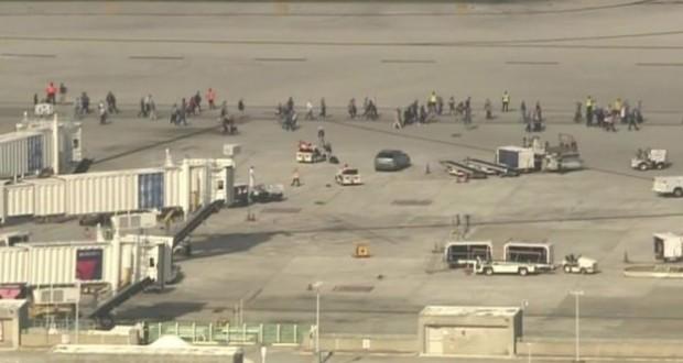 Fort Lauderdale airport shooting: Five people dead, suspect in custody