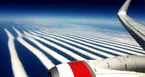 Spectacular cloud photographed over Australia