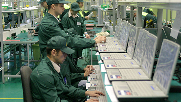 Russia launches 'rugged laptops' production