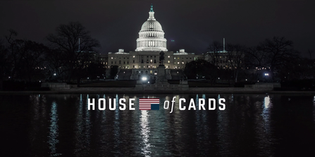 Netflix announces House of Cards will return on May 30th for its fifth season