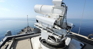 UK military to build prototype 'laser weapon'