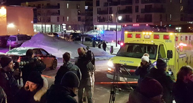 Canada mosque shooting: 6 dead, 8 wounded, police arrests 2 suspects after shots fired at Islamic cultural center of Quebec