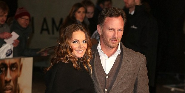Spice Girl Geri Horner has given birth to baby boy