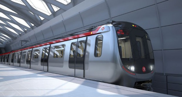 China launched driverless subway line in Hong Kong