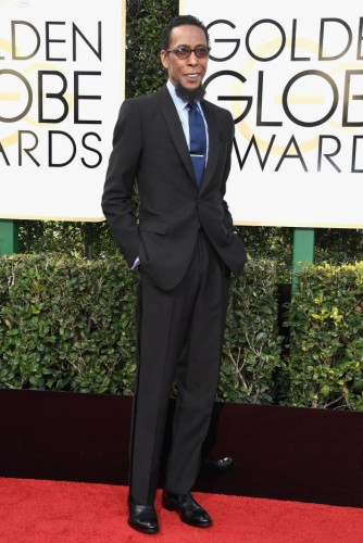 Ron Cephas Jones at the 74th annual Golden Globe Awards in Beverly Hills, California, January 8, 2017.