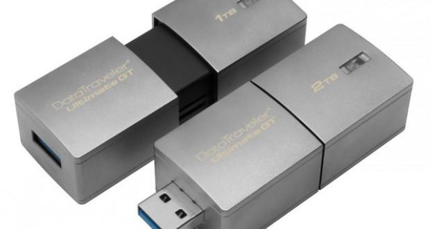 CES 2017: Kingston releases 2-terabyte USB flash drive