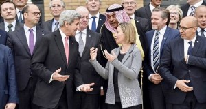 Paris summit warns against 'unilateral' steps in Mideast conflict