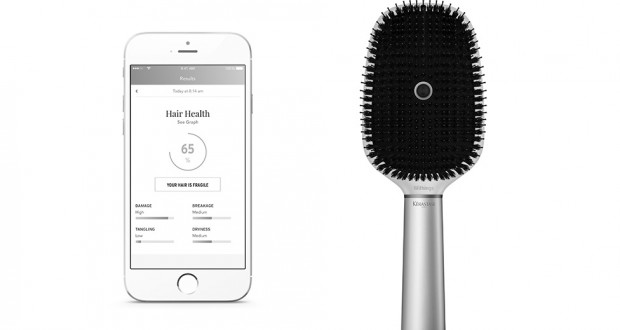 Because I'm worth it? L'Oreal launches smart hairbrush for $200