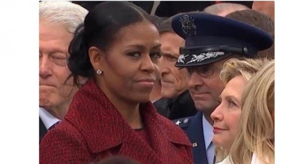 The internet is coping through Michelle Obama memes