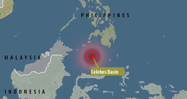 A massive 7.3 magnitude underwater earthquake has struck off the coast of the island of Jolo (file picture), in the Philippines, it has emerged