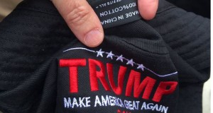 Hats at Trump's inauguration were made in China