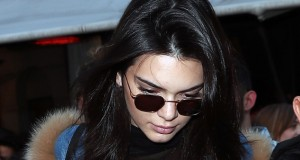 Kendall Jenner spotted with rapper A$AP Rocky during wild night out in Paris