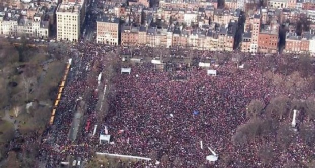 Women's March Is The Biggest Protest In US History As An Estimated 2.9 Million March