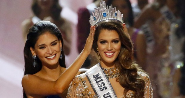 Miss France Has Been Crowned Miss Universe in the Philippines
