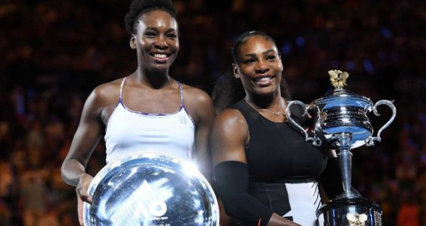 Australian Open: Serena Williams beats sister Venus in final to win 23rd title