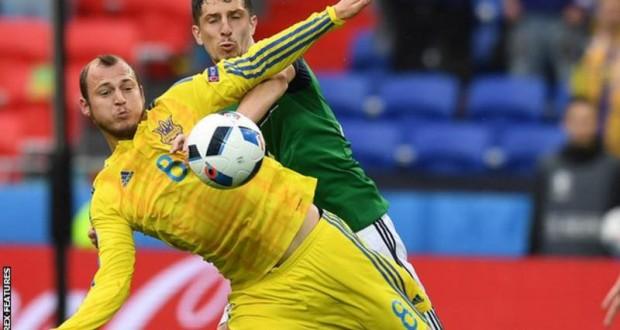 False Nazi-claims make Ukrainian football star Roman Zozulya leave Rayo Vallecano