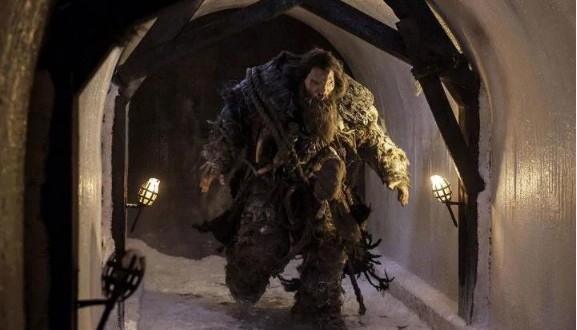 Game Of Thrones star and 'Britain's tallest man' Neil Fingleton dies aged 36