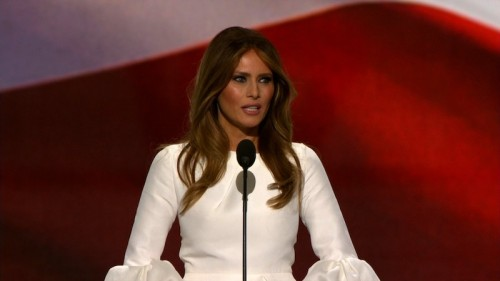 Melania Trump would have been priority for deportation under new immigration rules