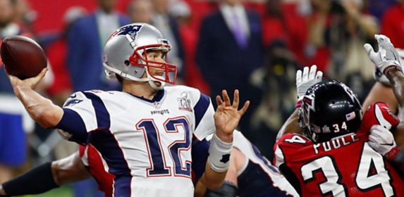 Super Bowl LI: New England Patriots beat Atlanta Falcons 34-28 in overtime