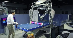 Incredible ping pong-playing robot earns Guinness World Record