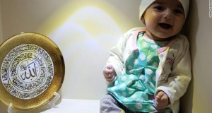 Iranian baby, first barred by travel ban, now recovering after surgery in US