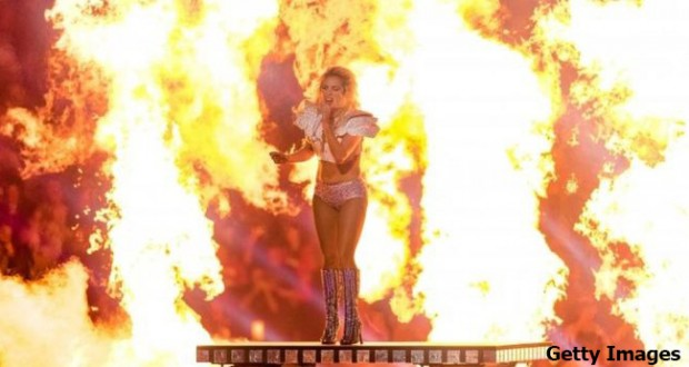 Watch Lady Gaga's Super Bowl 2017 Halftime Show