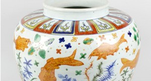 Chinese vase fetches over $1 million in incredible auction