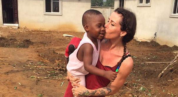 Rescued Nigerian Boy Recovering And Attending School Now