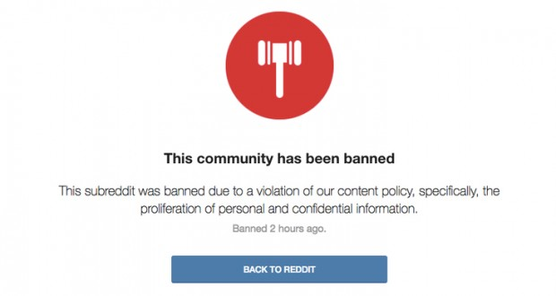 Reddit bans two prominent alt-right subreddits