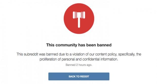 Reddit bans two prominent alt-right subreddits