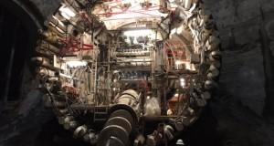 Elon Musk Shows His Underground Tunnels