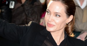 Angelina Jolie Gives First Look at Her Netflix Movie