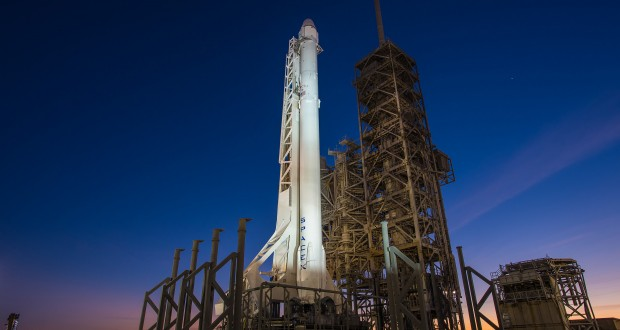 SpaceX scrubs launch for 24 hours over safety issues