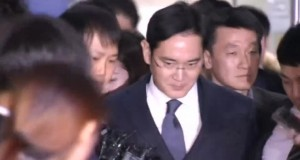 Samsung Group chief charged with bribery and embezzlement