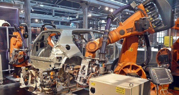 Chinese factory replaces 90% of human workers with robots, sees productivity spike