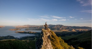 Photographer Travelled Across New Zealand with a Gandalf Costume