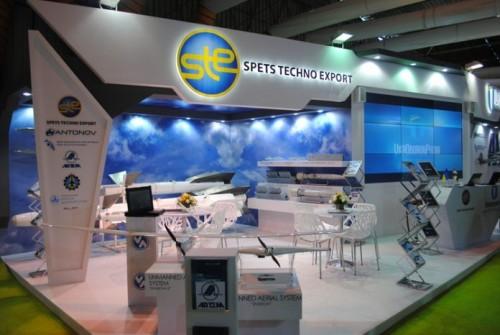 SpetsTechnoExport Aero India 2017