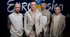 Eurovision 2017: O.Torvald band wins Ukraine's national selection