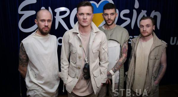 Eurovision 2017: O.Torvald band wins Ukraine's national selection