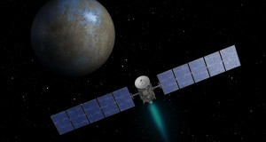 Dawn Spacecraft Discovers Evidence for Organic Material on Ceres